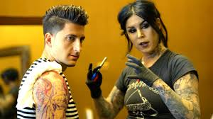 getting a tattoo from kat von d youtube