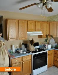 kitchen update before after andrew s long time coming bungalow kitchen