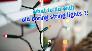 diwali decoration ideas new way to use string lights 3
