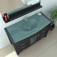 bathroom glass top vanity bathroom bathroom bathroom vanity