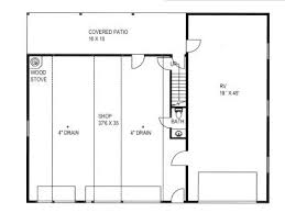 Shop Plans And Designs Plan 012g 0128 Garage Plans And Garage Blue Prints From The