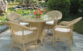 Types Of Patio Furniture by Beauty Of Wicker Outdoor Furniture Quiet Corner