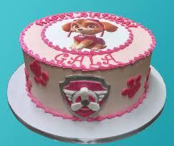 paw patrol skye birthday cake u2013 huascar u0026 bakeshop