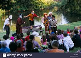 australian shakespeare company s wind in the willows royal botanic