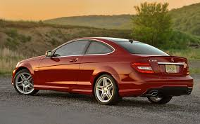 mercedes c230 coupe specs 2012 mercedes c class reviews and rating motor trend