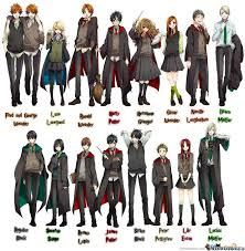 How About Yes Meme - if harry potter was an anime how about yes by godofmemes609