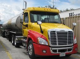 pilot freightliner cascadia tanker truck 5418 just saw t u2026 flickr
