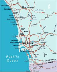 la jolla map la jolla map golden triangle la jolla