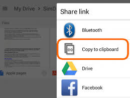 how to access clipboard on android how to use drive to store your documents