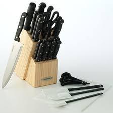farberware kitchen knives kohl s farberware professional 23 pc knife block set only