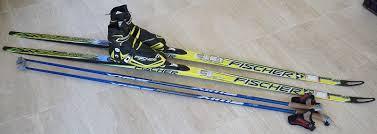 gear list cross country skate ski system
