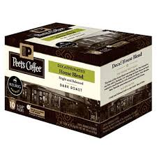 Blend K Cups Peet S Coffee House Blend Decaf Roast 60 K Cups Sam S Club