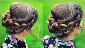 bridal updo tutorial wedding hairstyles for short medium