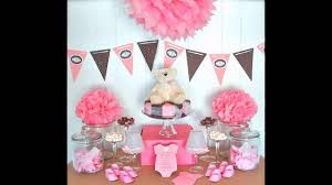 simple baby shower decorations home design ideas and pictures