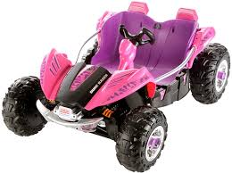 pink jeep 2 door amazon com fisher price power wheels pink and purple dune racer