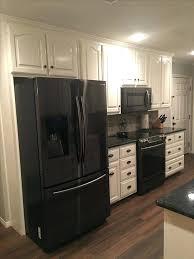 black kitchen appliances ideas excellent white kitchen with black appliances 2 mydts520