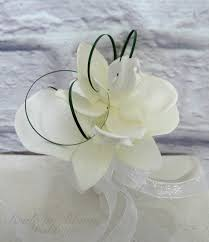 white orchid corsage white orchid wedding corsage of the corsages