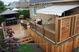 Patio Deck Ideas Designs Plain Ideas Deck And Patio Designs Inspiring 1000 Ideas About