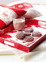 christmas chocolate biscuits nigella u0027s recipes nigella lawson