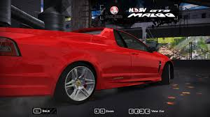 holden gts need for speed most wanted holden hsv maloo gts nfscars