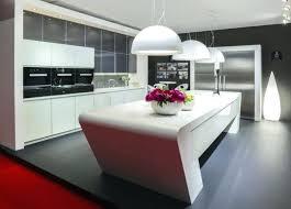 table cuisine design cuisine ilot centrale design en image central newsindo co