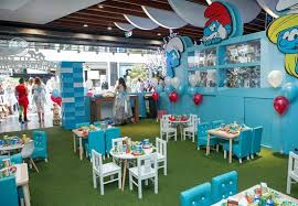 smurfs showtime attractions