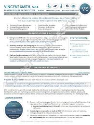 Ceo Resume Sample by Career Impressions Canadian Resume Writing Calgary Executive
