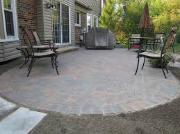 Block Patio Designs Patio Ideas Charismatic Patio Block Ideas To Adorn Your Backyard