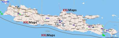 Bali Indonesia Map Physical Map Of Java Indonesia Free Download For Smartphones