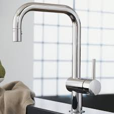 grohe 32322000 minta kitchen tap with pull down shower head