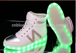 light shoes for women led light shoes men lovers sneakers shoes usb flashing lights shoes