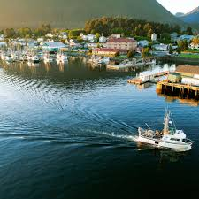 Map Of Sitka Alaska by Discover Sitka The Uncrowded Alaska Sunset