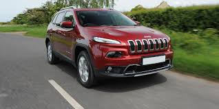 built jeep cherokee jeep cherokee review carwow