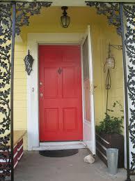 Best Paint For Exterior Door Front Doors Mesmerizing Painting A Metal Front Door Painting