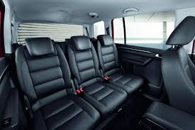 volkswagen phaeton back seat view of volkswagen touran photos video features and tuning of