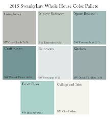 how to choose colors for home interior 2258 best paint whole house color palette images on