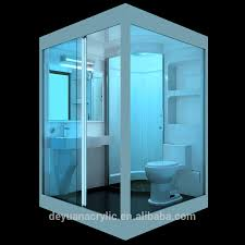 Acrylic Shower Doors by Sale Competitive Price Acrylic Shower Cubicle Customize
