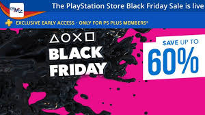 the playstation store black friday sale has begun up to 60