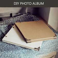 photo album pages sticky pp bags square diy sticky type polaroid protection