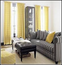 Gray And Yellow Curtains Yellow And Gray Curtains Free Home Decor Oklahomavstcu Us