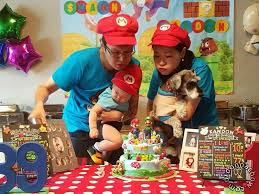 simple birthday party ideas for 7 year old boy images home ideas diy for my one year old birthday party dr donna chow blowing candles together ketotrimfo images