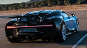 car bugatti 2017 2017 bugatti chiron rear hd wallpaper 4