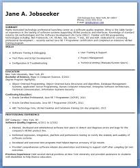 Mobile Application Testing Resume Sample by Mobile Application Testing Resume Sample Thesis Server