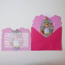 Princess Themed Invitation Card Online Buy Wholesale Princess Invitation Cards From China Princess