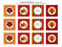 thanksgiving free printables space