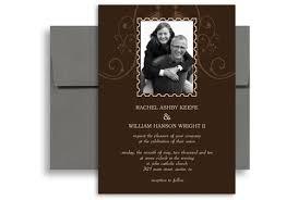 2nd wedding etiquette second marriage wedding invitation