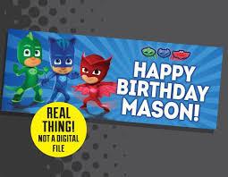 13 pj masks birthday images pj mask birthday