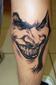 happy sad clown mask tattoo design photo 4 real photo pictures