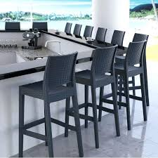 bar stools for outdoor patios outdoor resin wicker bar stools new resin wicker outdoor has arrived
