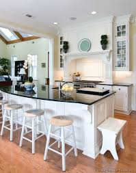 Traditional White Kitchens - pictures of kitchens traditional white kitchen cabinets